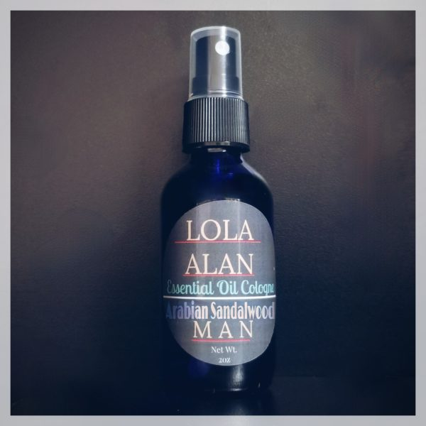 Lola Alan | Arabian Sandalwood