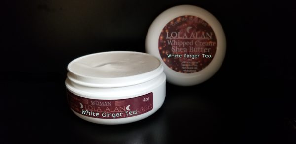 Lola Alan | White Ginger Tea