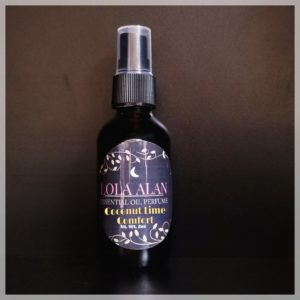 Lola Alan | Coconut Apple Lemongrass